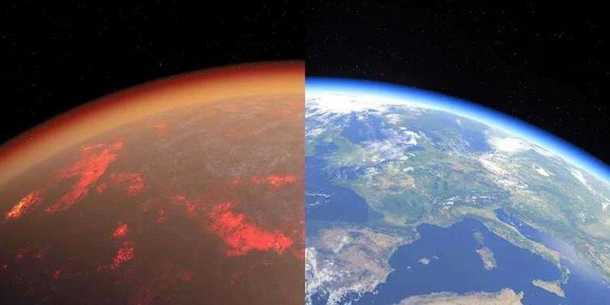Bir araştırmaya göre Dünya, 4,5 milyar yıl önce Venüs'e fazlasıyla benziyordu