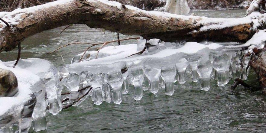 Doğu bölgelerde yer yer buzlanma ve don olayı bekleniyor
