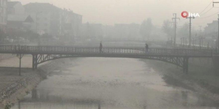 Türkiye'nin havası en kirli ve en temiz illeri