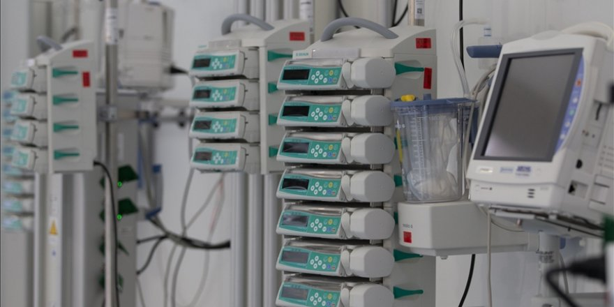 Almanya Kovid-19 nedeniyle Ulusal Sağlık İhtiyat Programı'nı hayata geçirecek