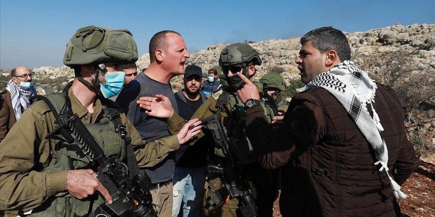 Filistinliler, işgalci Yahudilerin topraklarına el koymasına izin vermedi