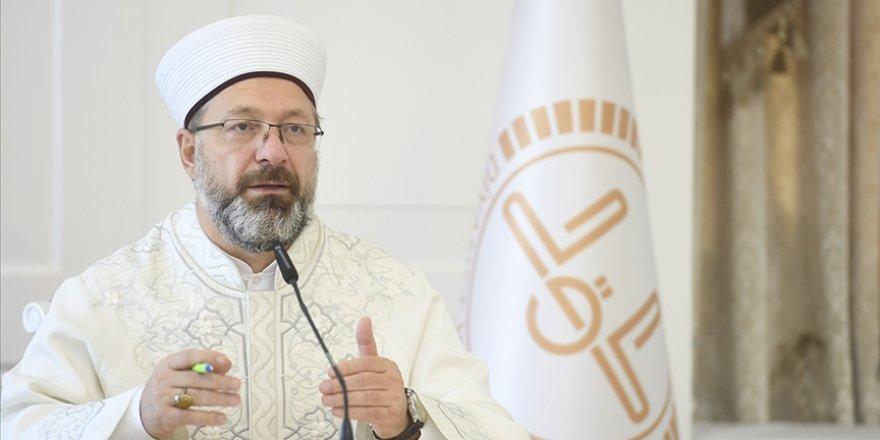 Diyanet İşleri Başkanı Erbaş'tan Yunanistan Başpiskoposu İeronimos'un Müslümanlara hakaret etmesine tepki