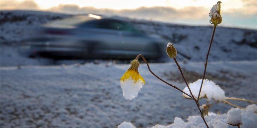 Doğu Anadolu'daki 6 ilde karla karışık yağmur ve kar bekleniyor