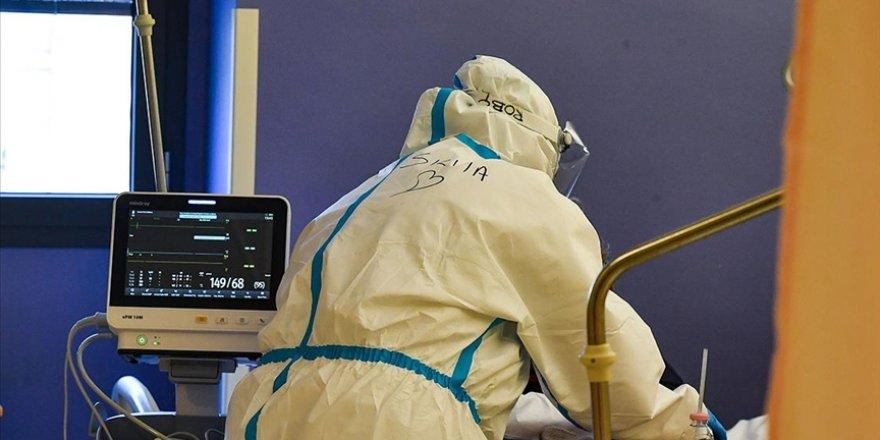 Dünya genelinde Kovid-19'dan iyileşenlerin sayısı 46 milyonu geçti