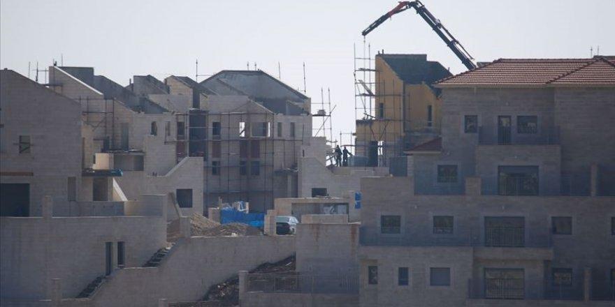 İsrail, ABD'de Biden'ın seçilmesi sonrası Yahudi yerleşim birimlerinin inşasını hızlandırıyor