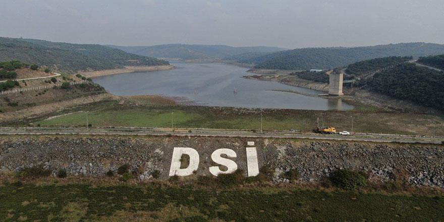 DSİ'den 'suyu israf etmeyelim' uyarısı