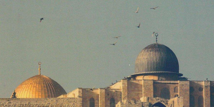 """Filistin Vakıflar Bakanlığından """"Dünya Kudüs Haftası""""na destek çağrısı"""