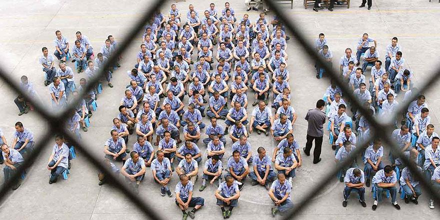 ABD'den, Çin'in Sincan Uygur Özerk Bölgesi'ndeki eylemlerine 'soykırım' ve 'insanlığa karşı suç işlendiği' nitelemesi