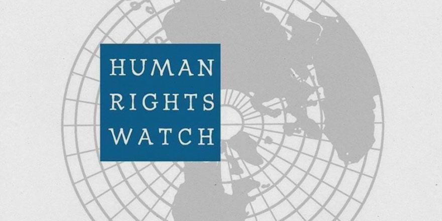 İnsan Hakları İzleme Örgütü: İsrail, Gazze'de savaş suçu işledi