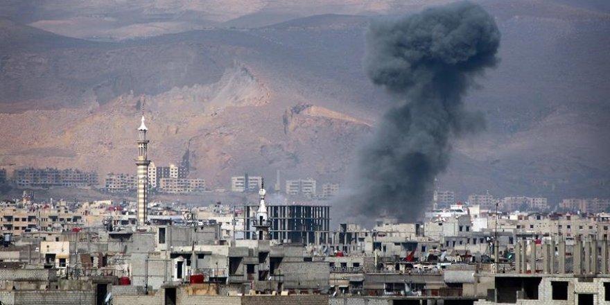 Esed rejimi 9 ayda 4 bin 200 ateşkes ihlali gerçekleştirdi