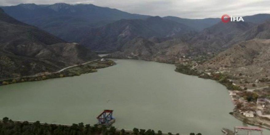 Ermenistan işgalinden kurtarılan Sugovuşan köyü havadan görüntülendi