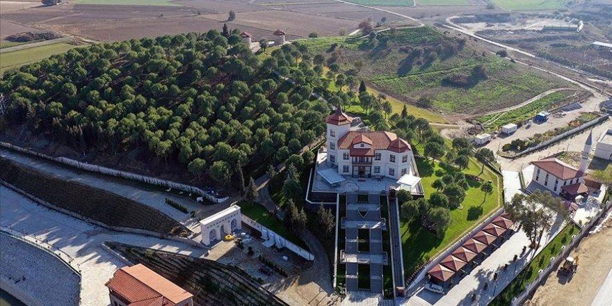 Adnan Menderes Demokrasi Müzesi'nin yapım çalışmaları devam ediyor
