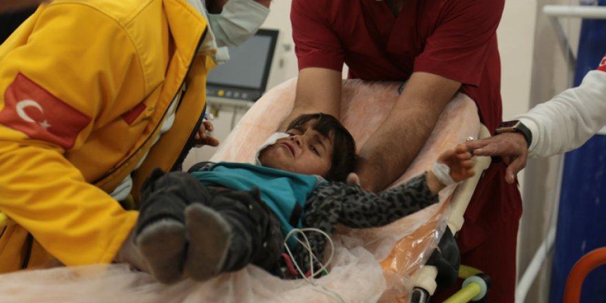Türk hekimler Suriye'de 2 günde 40 başarılı ameliyata imza attı