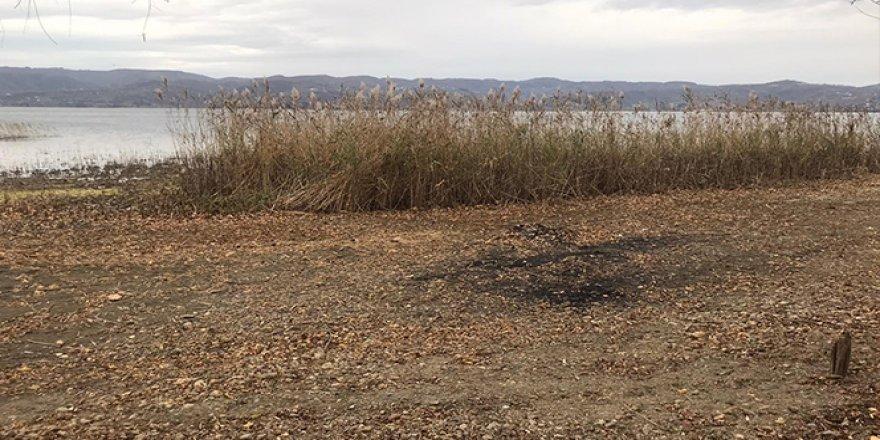 Sapanca Gölü'nün son hali görenleri şaşırtıyor!