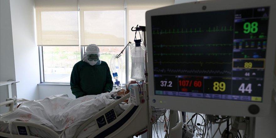 Türkiye'de 11 bin 394 kişinin Kovid-19 testi pozitif çıktı