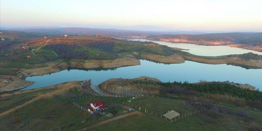 Yağışlar Edirne ve Tekirdağ'daki barajlara yaklaşık 4 milyon metreküp katkı sağladı