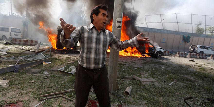 Afganistan'da Kur'an hatim törenine bombalı saldırı: 15 sivil kişi öldürüldü