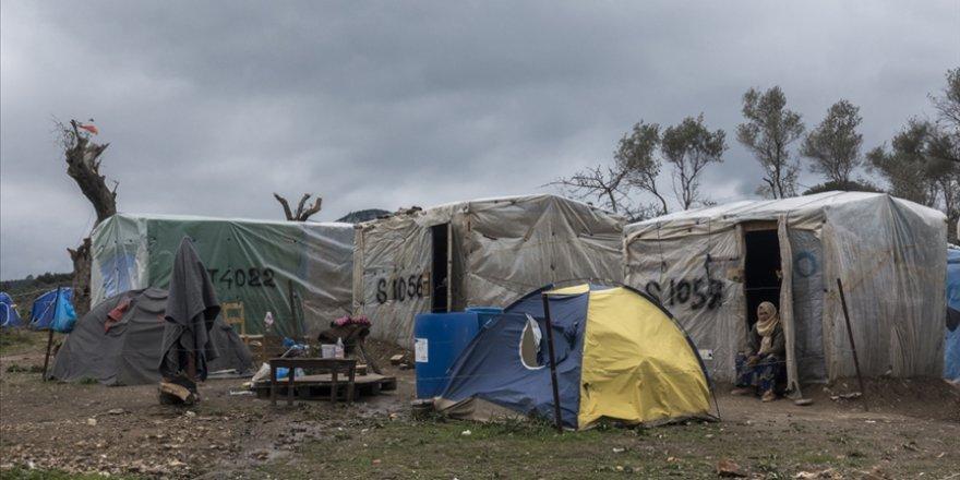 Almanya Kalkınma Bakanı Müller, Yunanistan'da bulunan sığınmacı kampındaki koşulları eleştirdi