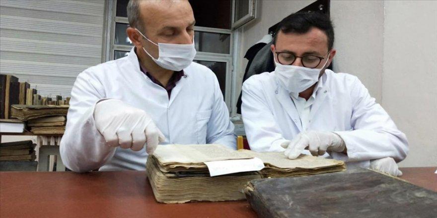 Erzurum'da Kadı Beyzavi'ye ait tefsir nüshası tespit edildi