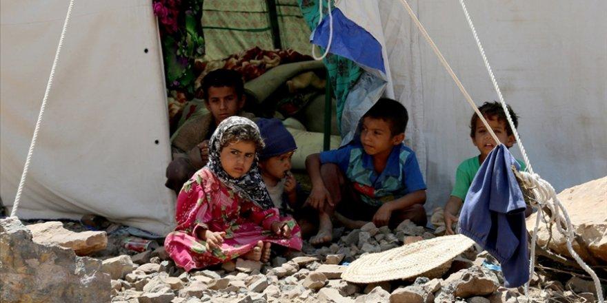 Yemen'in Marib kentinde artan çatışmalar nedeniyle 8 binden fazla kişi yerinden edildi