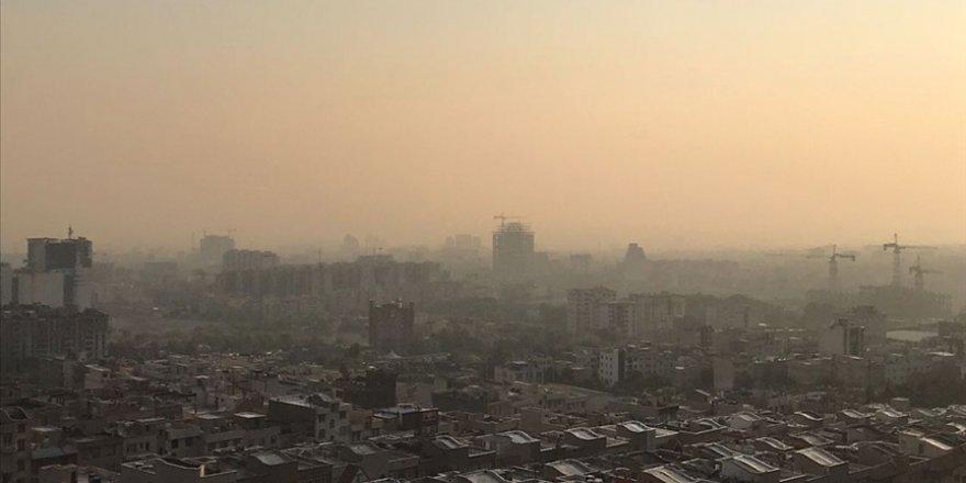 İran'da hava kirliliği yılda 40 binden fazla ölüme sebep oluyor