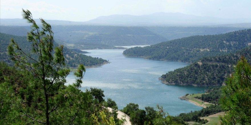 Uşak'ta barajlardaki doluluk oranı yüzde 10'un altına düştü