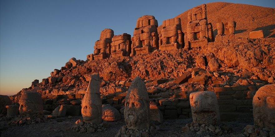 'Dünya mirası' Nemrut 5 yılda 530 bin ziyaretçi ağırladı