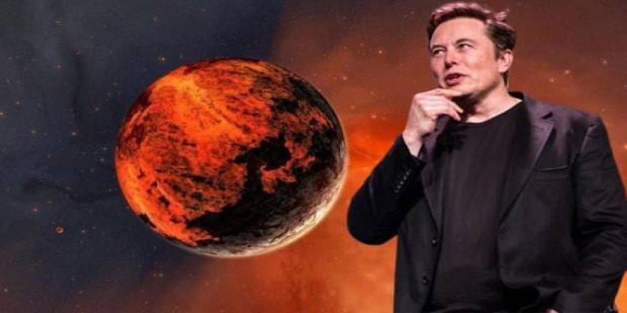 Elon Musk, Mars şehri için tüm mülklerini satacak