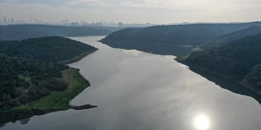 İstanbul'un barajlarındaki su seviyesi yüzde 34,22'ye yükseldi