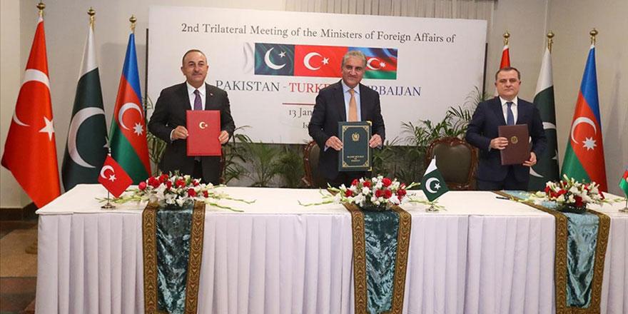 Türkiye, Azerbaycan ve Pakistan'dan 'İslamabad Deklarasyonu'