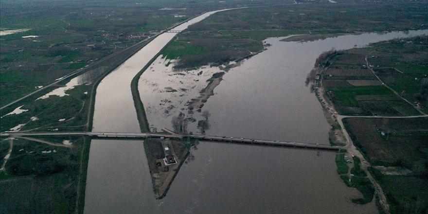 Meriç'in sigortası 'Kanal Edirne' taşkın riskini baypas etti