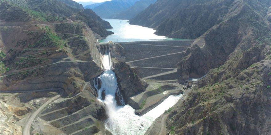 Yeni HES barajlarıyla Doğu Anadolu'ya enerji akmaya devam edecek