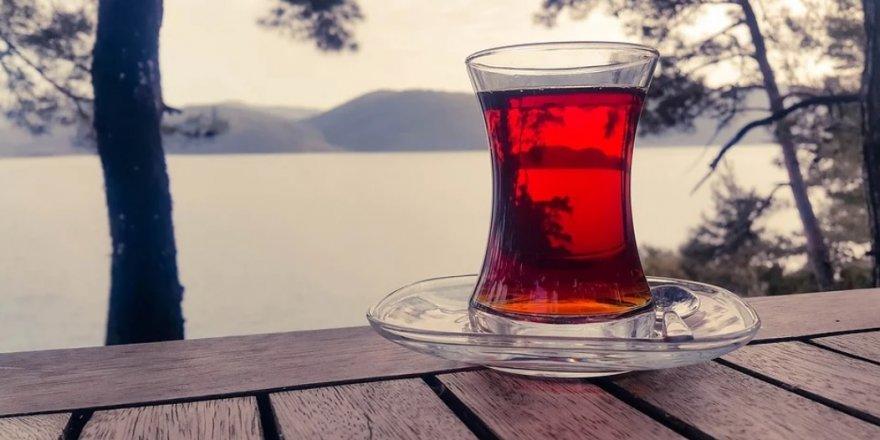"""""""Kararında içilen çay kalbi koruyor"""""""
