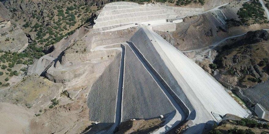 Yoncalı Barajı ile 174 bin dekar arazinin su ile buluşturulması bekleniyor