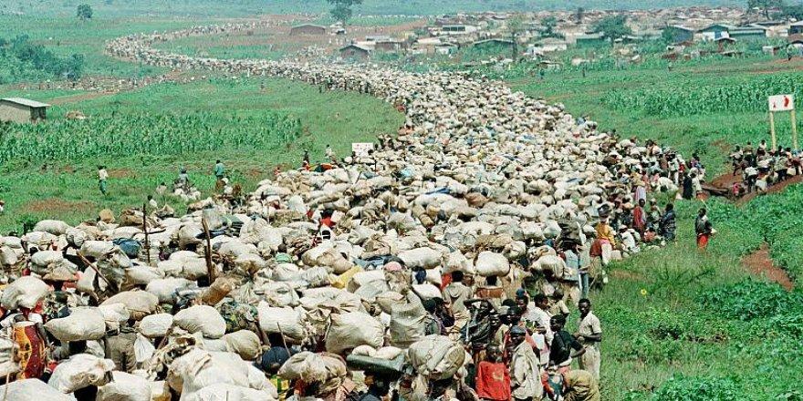 Fransa, 100 günde 800 bin kişinin öldürüldüğü Ruanda soykırımını izlemiş