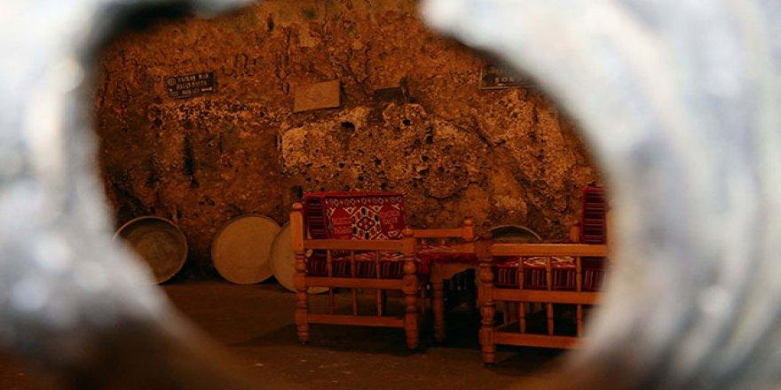 Doğal ısısı değişmeyen mağara ilgi görüyor