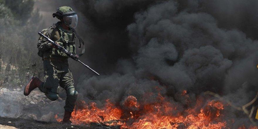 İsrail, askeri tatbikatlarla Ürdün Vadisi'ndeki 1800 dönüm tarım arazisini tahrip etti