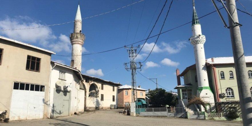 200 yıllık köy camisi restorasyon için ödenek bekliyor
