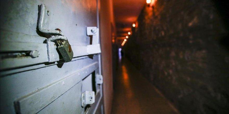 İsrail hapishanelerinde Kovid-19'a yakalanan Filistinli tutuklu sayısı artmaya devam ediyor