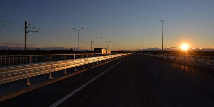 Tohma Köprüsü'nün yapımı tamamlandı
