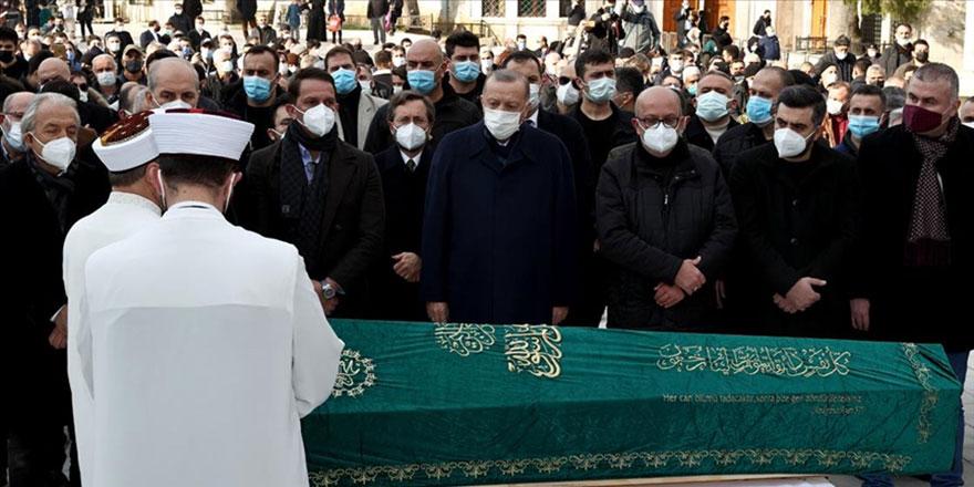 Yavuz Bahadıroğlu (Niyazi Birinci) dualarla ebedi aleme uğurlandı