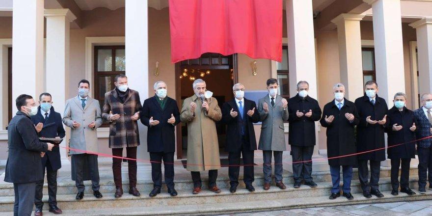 İstanbul Kadılığı Dairesi müftülük tarafından yeniden ihya edildi