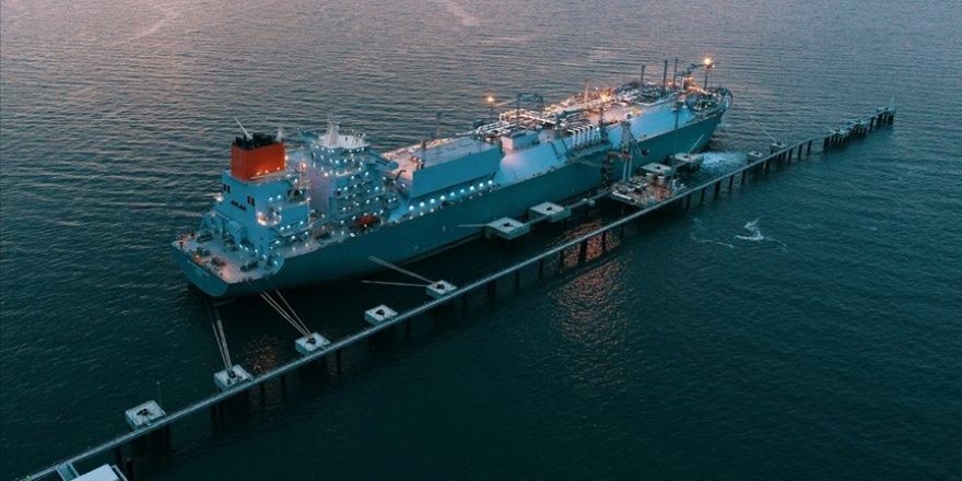 Küresel LNG ticareti büyümeye devam ediyor