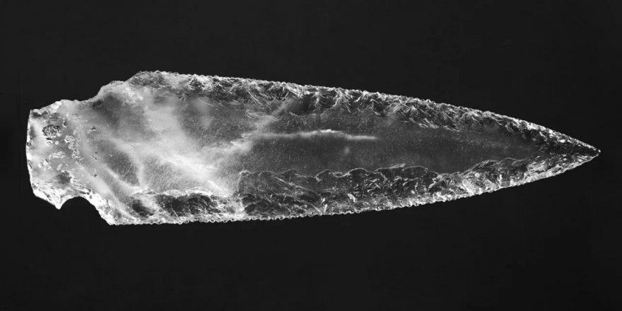 İspanya'da 5000 yıllık kristal hançer bulundu