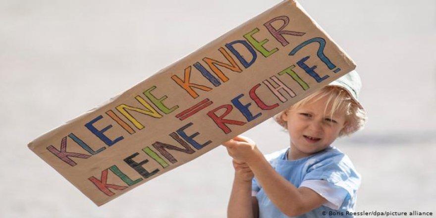 Almanya'da çocuk hakları anayasaya dahil ediliyor