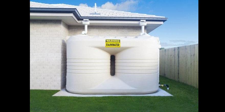 Binalarda yağmur suyu toplama sistemi zorunlu hale getirildi