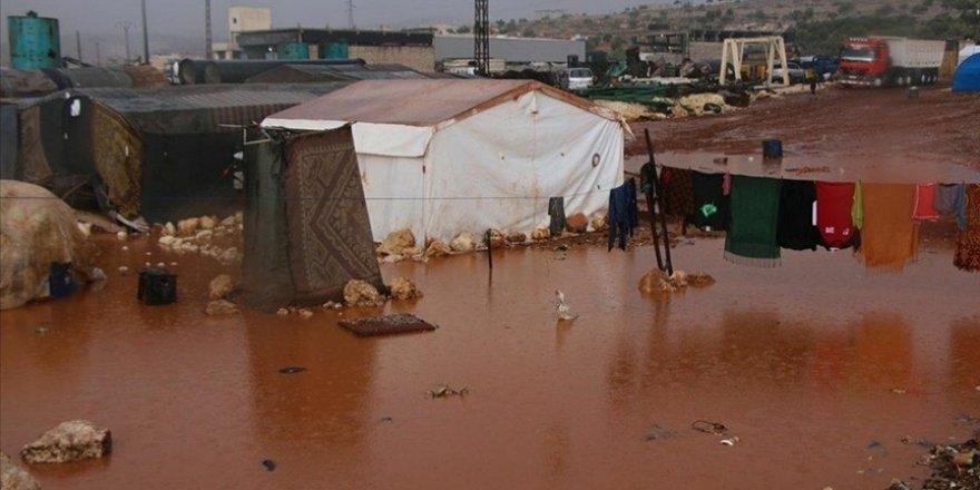 İdlib'de zor şartlarda yaşayan siviller için acil yardım çağrısı