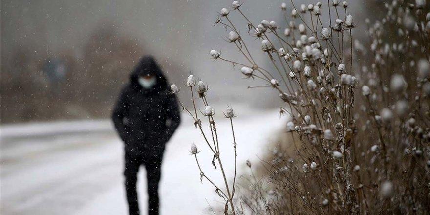 Yer yer 20 ile 40 santimetre kar yağışı bekleniyor