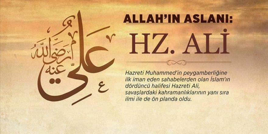 Müminlerin ilim yolundaki öncü emiri: Hazreti Ali