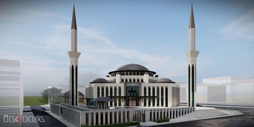 Elazığ'da yapılacak Merkez Cami planı için istişare toplantısı yapıldı